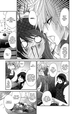 Read manga Dengeki Daisy 066: That Which Is Entrusted online in high quality