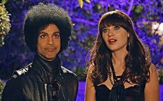 When Prince appeared on a 2014 episode of New Girl, he had a specific request: no Kardashians. Unfortunately, the crew found that out too late.