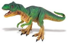 1997 Safari Ltd Baryonyx dinosaure préhistorique Toy Figure Collection Carnegie