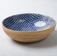 Handmade Bowl from ink & peat