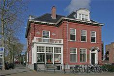 Enschede, Piet Heinstraat 1 Gebouwd in 1907 door H. ter Kuile.