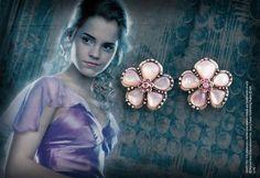 ⭐NEW : Boucles d'oreille Hermione Bal Dispo ici ➡ http://ow.ly/h8w130bOajM Pour les fans d'Harry Potter ! #HarryPotter