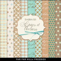 Click HERE to download New Freebies Kit of Backgrounds - Épices et Coolness.  And see My Vintage Freebies. Enjoy! Please, leave a comment. File Info: ZIP file 300 .dpi