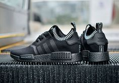 If you thought adidas NMD madness was already out of control, things are about to get more serious than ever thanks to this upcoming colorway in all black. adidas finally found a way to color the Boost foam, which should … Continue reading →