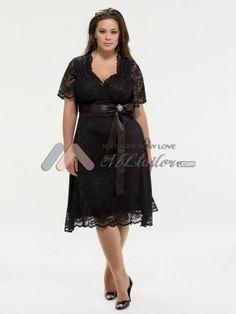plus size cocktail dresses lace | Mltailor Special Occasion Dresses Plus Size Dresses