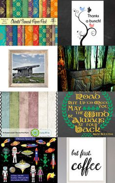 Team Treasury Challenge 2 by Suzanne Gegna on Etsy--Pinned with TreasuryPin.com