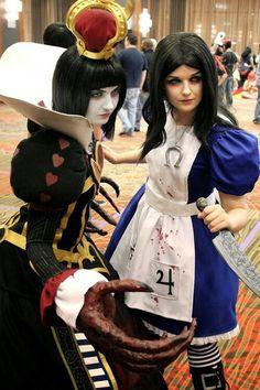 Alice madness returns cosplay