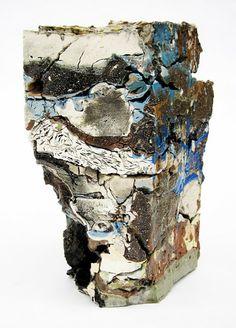 Joanna Pike Ceramics: Jonathan Mess