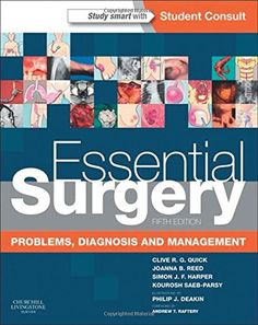 Essential Surgery: Problems, Diagnosis and Management Wit... https://www.amazon.co.uk/dp/0702046744/ref=cm_sw_r_pi_dp_x_Kx1.ybZT7SCY2