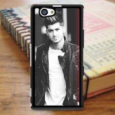 Zyan Malik Singer One Direction Sony Experia Z3 Case