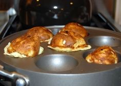A Danish Ebelskiver recipe for making these traditional Scandinavian pancakes.