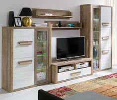 Sektsioon Ancona A House Design, House, Model Kitchen Design, Home Decor, Tv Unit Design, Living Room Tv Unit Designs, Living Design, Tv Wall Decor, Wall Unit