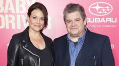 "Patton Oswalt & Meredith Salenger Are Engaged — See Her Massive Diamond Ring https://tmbw.news/patton-oswalt-meredith-salenger-are-engaged-see-her-massive-diamond-ring  Patton Oswalt and Meredith Salenger are getting married! She shared the news on July 6, with the sweetest engagement photos! Patton popped the question 15 months after his wife, Michelle McNamara died in her sleep on April 2016.Meredith Salenger, 47, is the ""luckiest, happiest girl in the universe,"" after her boyfriend…"