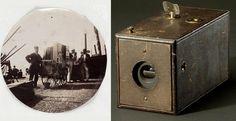 Kodak N°1, le premier appareil photo grand publique   Mode Bulb