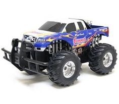 RC Trucks for Kids are so much fun to play with! Adults and kids both agree that playing with remote control cars and trucks is amazing. It just wouldn't be Christmas morning without RC trucks and cars racing down the hallway. Here is a great selection to the best RC trucks for kids for birthdays and Christmas. This can be your shopping guide for RC trucks for kids.    Photo courtesy of Amazon.com