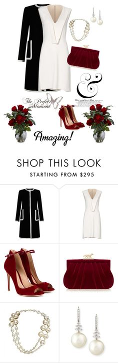 """Untitled #384"" by belinda54-1 ❤ liked on Polyvore featuring Hobbs, Narciso Rodriguez, Gianvito Rossi, Wilbur & Gussie, Chanel and Belpearl"