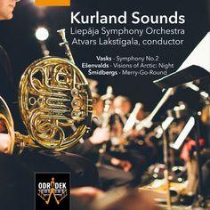 Liepaja Amber Sound Symphony Orchestra - Latvian Symphonic Music (CD)