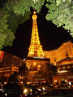 Las Vegas NV, Eiffel Tower