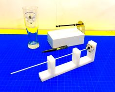 Latest Magnetic Technology incorporated in this Amazing New Magnetic Invention which locks another magnet at a point in space. See video and look for future versions. Science Demonstrations, Magnetic Levitation, Inventions, Locks, Magnets, Technology, Future, Space, Amazing