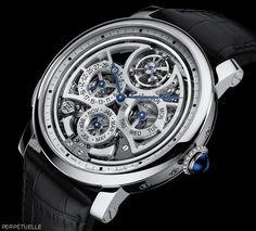 Cartier Rontonde de Cartier Grande Complication - Perpetuelle
