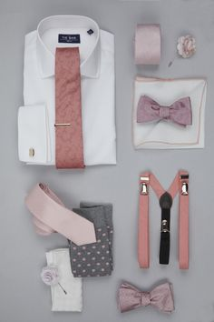 The Tie Bar is here to help style your groom on any budget! https://www.thetiebar.com/wedding-favorites?color=light-pink&utm_source=StyleMePrettyPaid&utm_medium=PromotedPins&utm_campaign=WeddingSpring17_StyleMePretty&utm_term=WeddingSpring17_StyleMePretty&utm_content=WeddingSpring17_StyleMePretty #sponsored