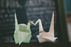 make origami, have tea Wedding Mint Green, Aqua Wedding, Wedding Shoot, Wedding Themes, Dream Wedding, Wedding Decorations, Wedding Day, Zen Wedding, Decor Wedding