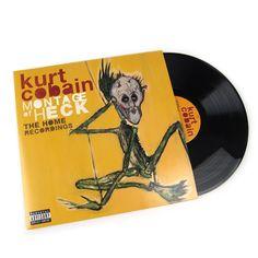Kurt Cobain: Montage Of Heck - The Home Recordings (180g) Vinyl 2LP