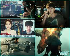 Ji Chang Wook in Action as the Best Gamer - The Fabricated City Movie 2017