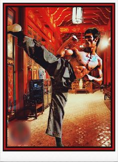 Bruce Lee Art, Bruce Lee Martial Arts, Bruce Lee Quotes, Freedom Fighters Of India, Action Poses, Muay Thai, Cinema, Kung Fu, Brandon Lee