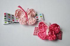 Little Birdie Secrets: how to crochet a butterfly  http://littlebirdiesecrets.blogspot.ch/2010/06/how-to-crochet-butterfly.html#