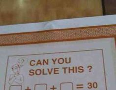 Here's a problem that's part of a math exam in India. You need to select three numbers (no more, no ... - Image Reddit @vraach