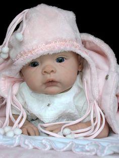 Melikat - Reborn miminka pro všechny a především pro radost. - Sophie- Evelin Wosnjuk
