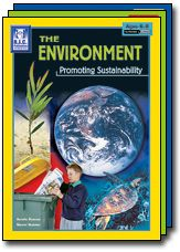 The Environment provides a comprehensive overview of issues relating to the state of our natural environment. These blackline masters are structured to challenge students to consider the consequences of human activities upon the environment and to take positive steps towards building a sustainable lifestyle and a balanced approach to living within their environment.