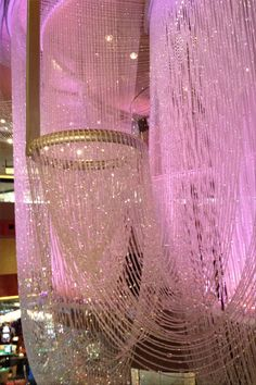 ❥ Amazing chandelier at the Cosmopolitan Hotel - Las Vegas Boulevard - Las Vegas, Nevada, USA