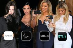 Kardashian and Jenner Apps | Her Campus Valdosta