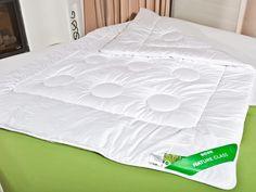 Steppbett Merino Wolle 240x220 Übergröße Bettdecke Baumwollsatin