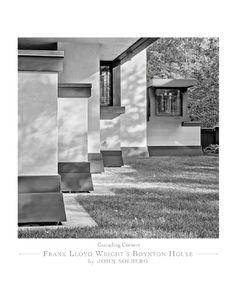 A Folio: Frank Lloyd Wright's Boynton House | SunMountain Photography