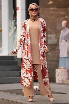 Neva-style.com | Hijab Dresses, Shawl, Discounted prices for Abaya! Street Hijab Fashion, Abaya Fashion, Muslim Fashion, Fashion Outfits, Casual Hijab Outfit, Hijab Chic, Hijab Gown, Mode Turban, Burgundy Outfit