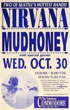 Nirvana & Mudhoney