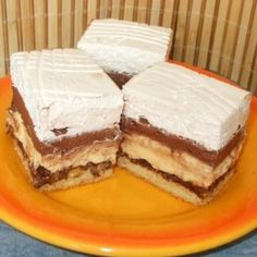 Kreative Desserts, Cookie Recipes, Dessert Recipes, Vanilla Cake, Nutella, Tiramisu, Cheesecake, Food And Drink, Cookies
