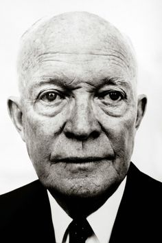President Dwight D. Eisenhower by Richard Avedon Richard Avedon Portraits, Richard Avedon Photography, Dwight Eisenhower, America Images, Best Portraits, Lee Jeffries, Presidents, Fashion Photography, Poses
