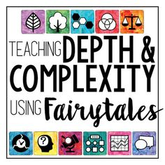Teach your students how to explore content with depth and complexity.  Here it is, a complete and ready-to-use resource for teaching all 11 elements (Big Ideas, Rules, Trends, Patterns, Language of the Discipline, Ethics, Relationships Over Time, Details, Unanswered Questions, Across Disciplines, and Multiple Perspectives) of critical thinking.!