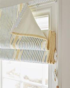 Made to Measure Fabric Roman Blinds - Vanessa Arbuthnott