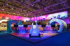 Sony PlayStation at gamescom 2012