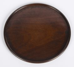 Tray Artist/maker unknown, American Late 18th century