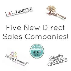 5 new direct sales companies