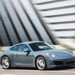 2017 Porsche 911 Carrera 4S PDK Automatic  Instrumented Test