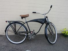 OMG ! Schwinn ....I had this bicycle when I was in 6th grade. It had the most annoying buzzer (horn)....lol
