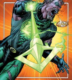 Green Lantern Rebirth #4