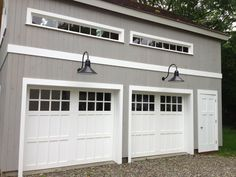 clopay garage door window inserts | Clopay Carriage House Garage Door 5